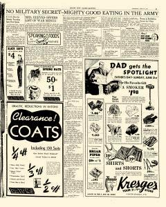 Mason City Globe Gazette, June 18, 1942, Page 13