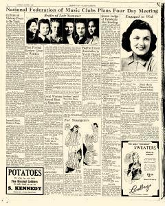 Mason City Globe Gazette, August 08, 1942, Page 6