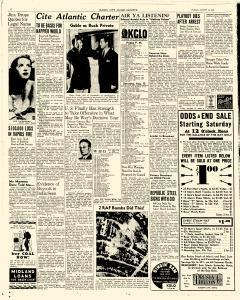 Mason City Globe Gazette, August 14, 1942, Page 2