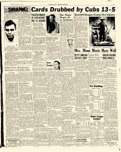 Mason City Globe Gazette, August 14, 1942, Page 9
