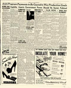 Mason City Globe Gazette, September 29, 1942, Page 5