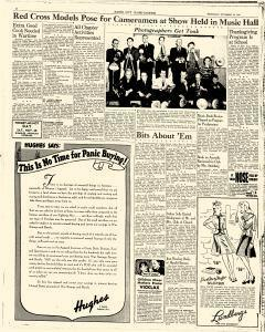 Mason City Globe Gazette, November 25, 1942, Page 6