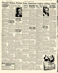 Mason City Globe Gazette, November 28, 1942, Page 4
