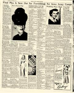 Mason City Globe Gazette, November 28, 1942, Page 6
