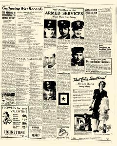 Mason City Globe Gazette, February 10, 1943, Page 7
