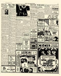 Mason City Globe Gazette, February 26, 1943, Page 3