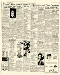 Mason City Globe Gazette, April 03, 1943, Page 6