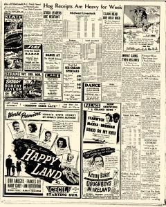 Mason City Globe Gazette, December 04, 1943, Page 12