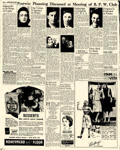 Mason City Globe Gazette, March 03, 1944, Page 6