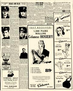 Mason City Globe Gazette, March 03, 1944, Page 3