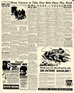 Mason City Globe Gazette, March 08, 1944, p. 4