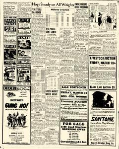 Mason City Globe Gazette, March 08, 1944, p. 12