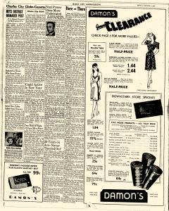 Mason City Globe Gazette, January 01, 1945, Page 4