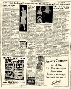 Mason City Globe Gazette, January 01, 1945, Page 6