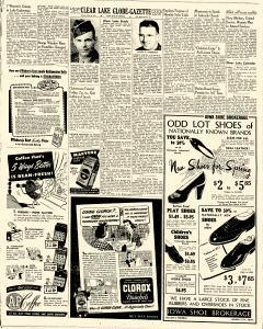 Mason City Globe Gazette, April 05, 1945, Page 15