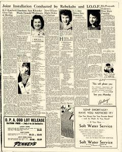 Mason City Globe Gazette, July 07, 1945, Page 5