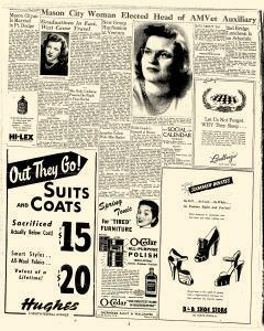 Mason City Globe Gazette, May 30, 1946, Page 8