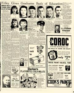Mason City Globe Gazette, May 30, 1946, Page 13