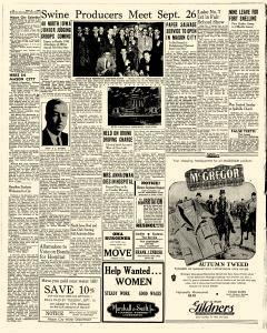 Mason City Globe Gazette, September 09, 1946, Page 14