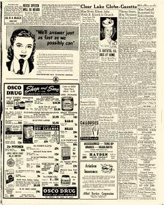 Mason City Globe Gazette, September 09, 1946, Page 11