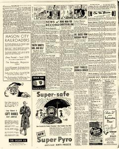 Mason City Globe Gazette, October 16, 1946, Page 2
