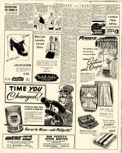 Mason City Globe Gazette, October 30, 1946, Page 12