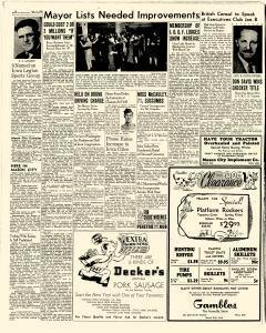 Mason City Globe Gazette, January 02, 1947, Page 12