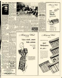 Mason City Globe Gazette, February 04, 1947, Page 3