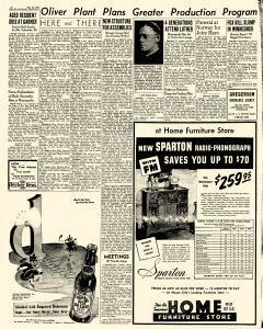 Mason City Globe Gazette, December 22, 1947, Page 6