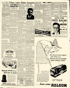 Mason City Globe Gazette, March 27, 1948, Page 10