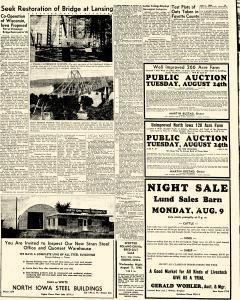 Mason City Globe Gazette, August 07, 1948, Page 5