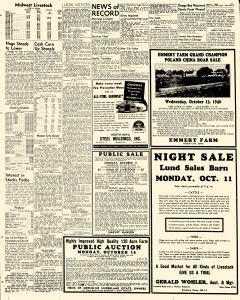 Mason City Globe Gazette, October 09, 1948, Page 5