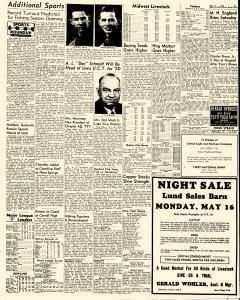Mason City Globe Gazette, May 14, 1949, Page 5