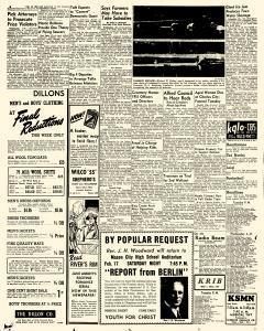 Mason City Globe Gazette, February 13, 1951, Page 2