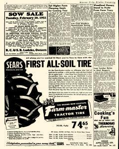 Mason City Globe Gazette, February 13, 1951, Page 24