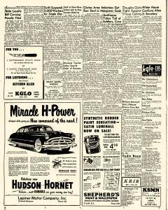 Mason City Globe Gazette, February 21, 1951, Page 2