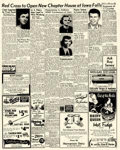 Mason City Globe Gazette, April 27, 1951, Page 3