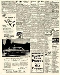 Mason City Globe Gazette, July 16, 1951, Page 2