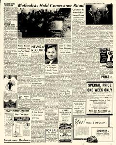 Mason City Globe Gazette, October 15, 1951, Page 13