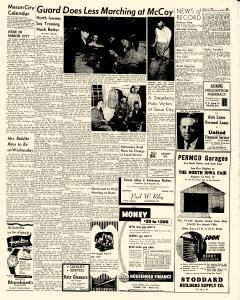 Mason City Globe Gazette, August 11, 1952, Page 13