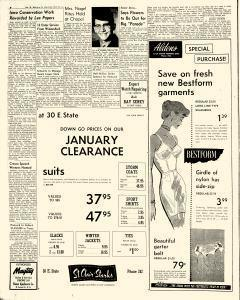 Mason City Globe Gazette, January 21, 1953, Page 6