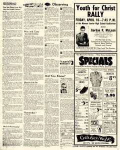 Mason City Globe Gazette, April 09, 1953, Page 11