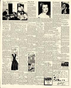 Mason City Globe Gazette, July 25, 1953, Page 6