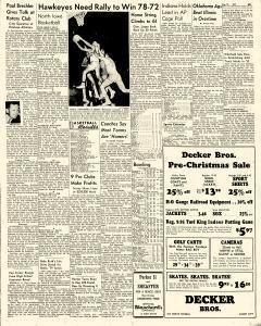 Mason City Globe Gazette, December 22, 1953, Page 13
