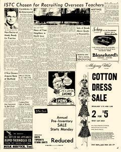 Mason City Globe Gazette, December 27, 1954, Page 13