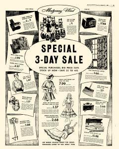 Mason City Globe Gazette, March 17, 1955, Page 3