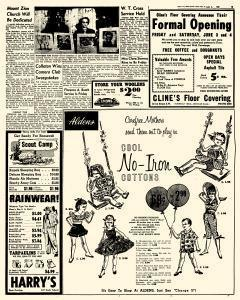 Mason City Globe Gazette, June 02, 1955, Page 7