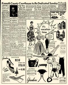 Mason City Globe Gazette, June 02, 1955, Page 11