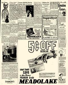 Mason City Globe Gazette, June 02, 1955, Page 15