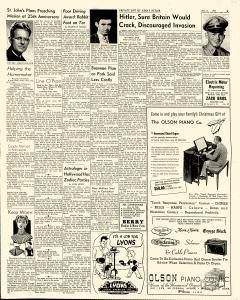 Mason City Globe Gazette, November 12, 1955, p. 3